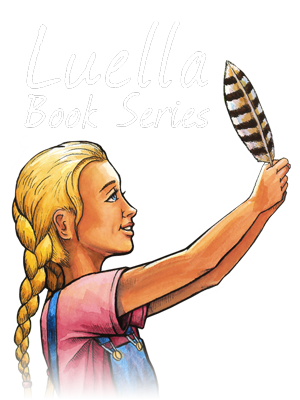 Luella Book Series Logo