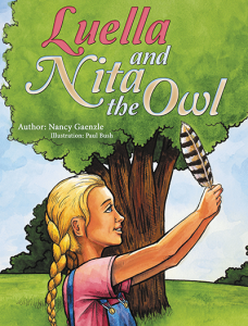 LUELLA AND NITA THE OWL
